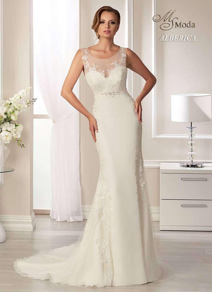 Svatební šaty - Alberica