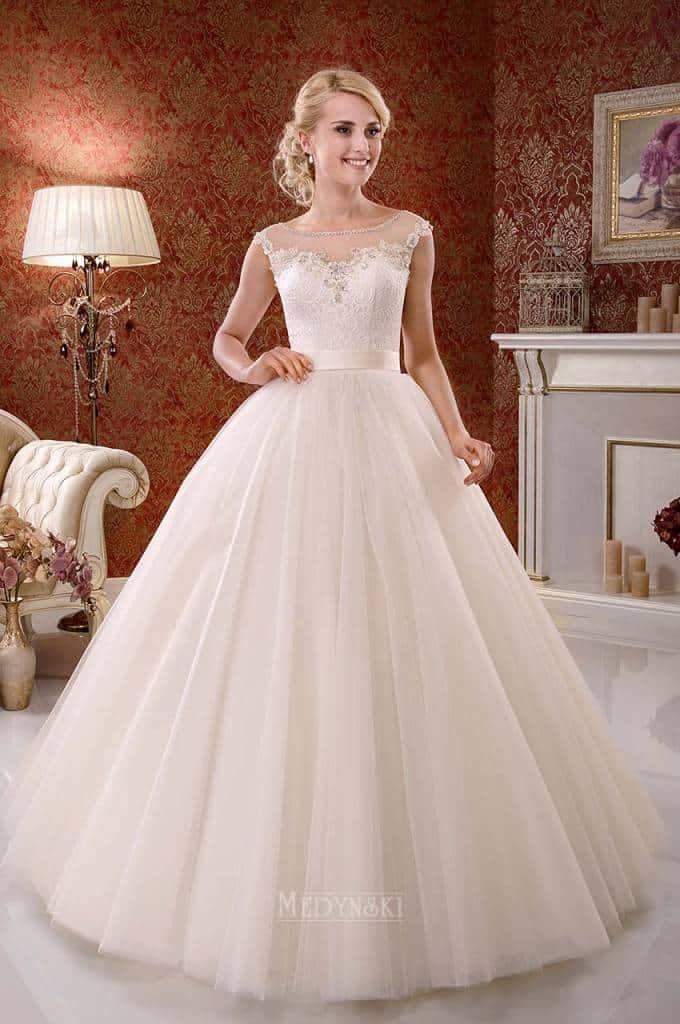 Svatební šaty - Albina