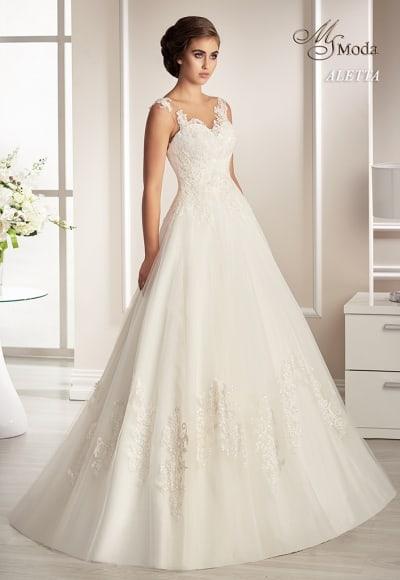 Svatební šaty - Aletta