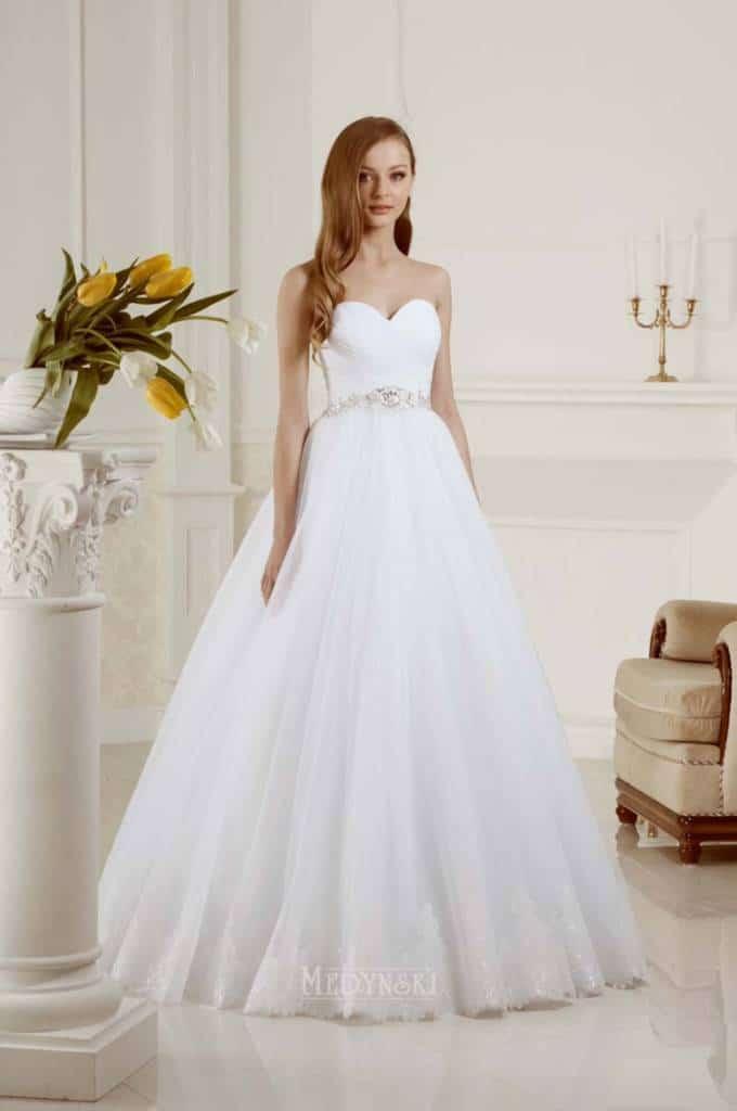 Svatební šaty - Alexandra 02