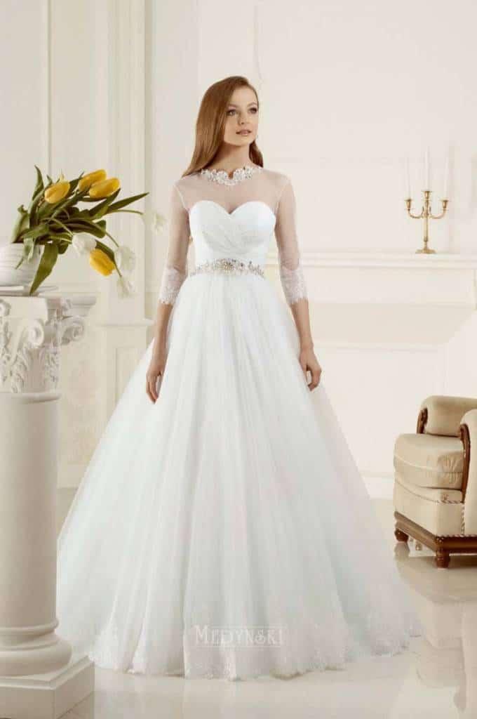 Svatební šaty - Alexandra 05 Extra