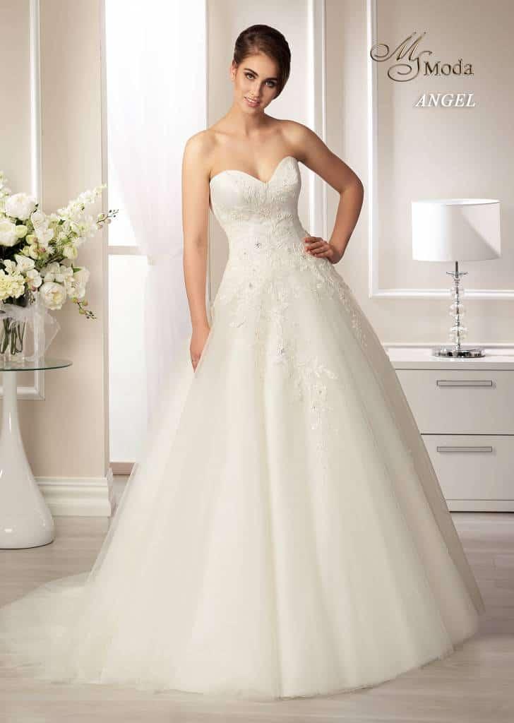 Svatební šaty - Angel