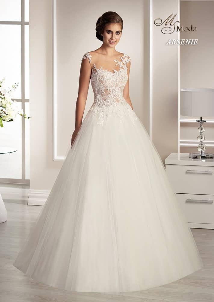 Svatební šaty - Arsenie