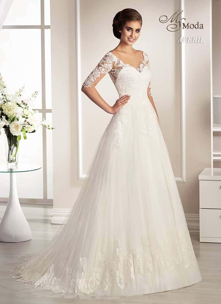 Svatební šaty - Averil