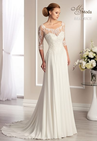 Svatební šaty - Beatrice