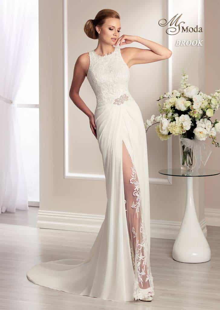 Svatební šaty - Brook