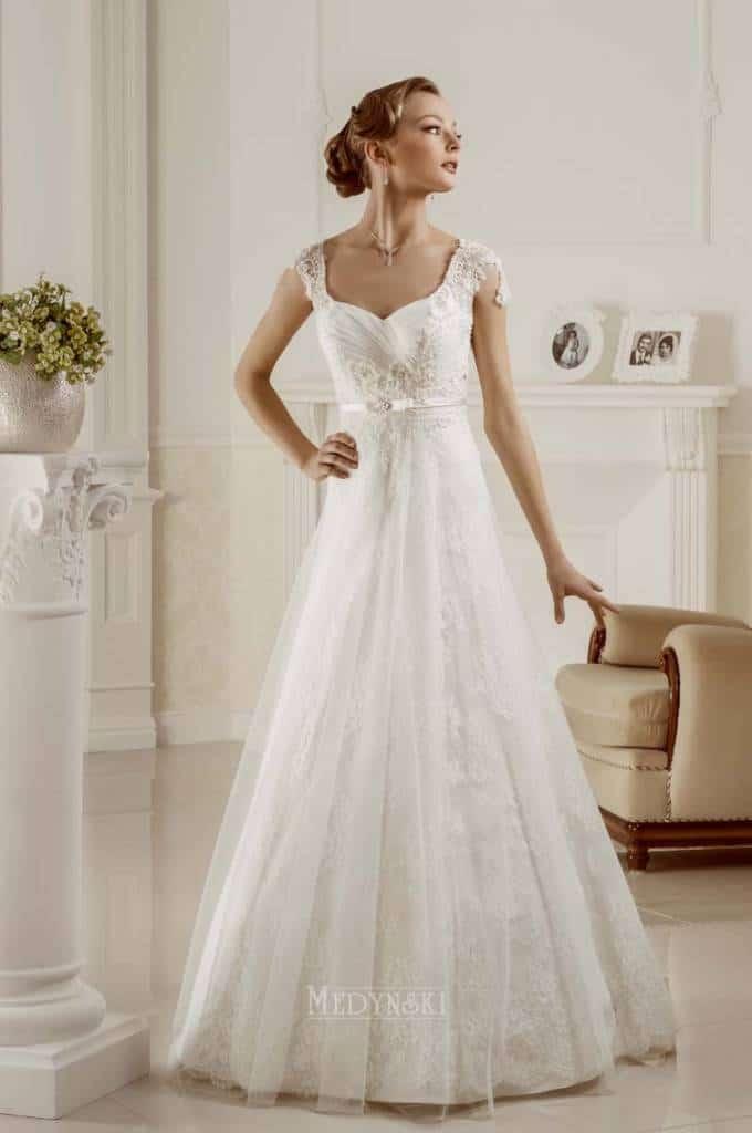 Svatební šaty - Camelia 10