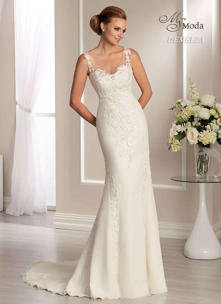 Svatební šaty - Demelza