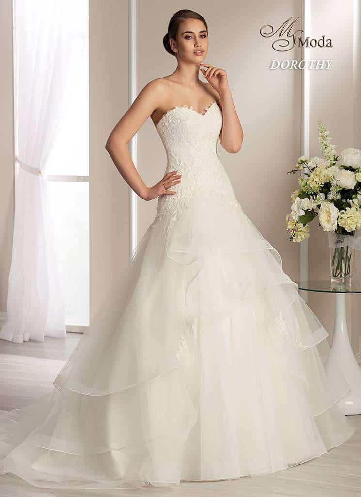 Svatební šaty - Dorothy