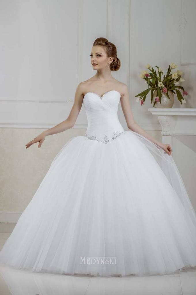 Svatební šaty - Elena 03