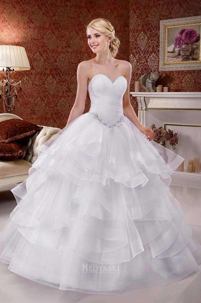 Svatební šaty - Elena