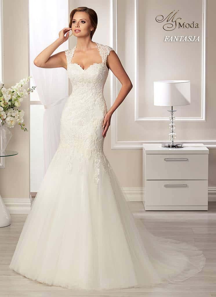 Svatební šaty - Fantasja