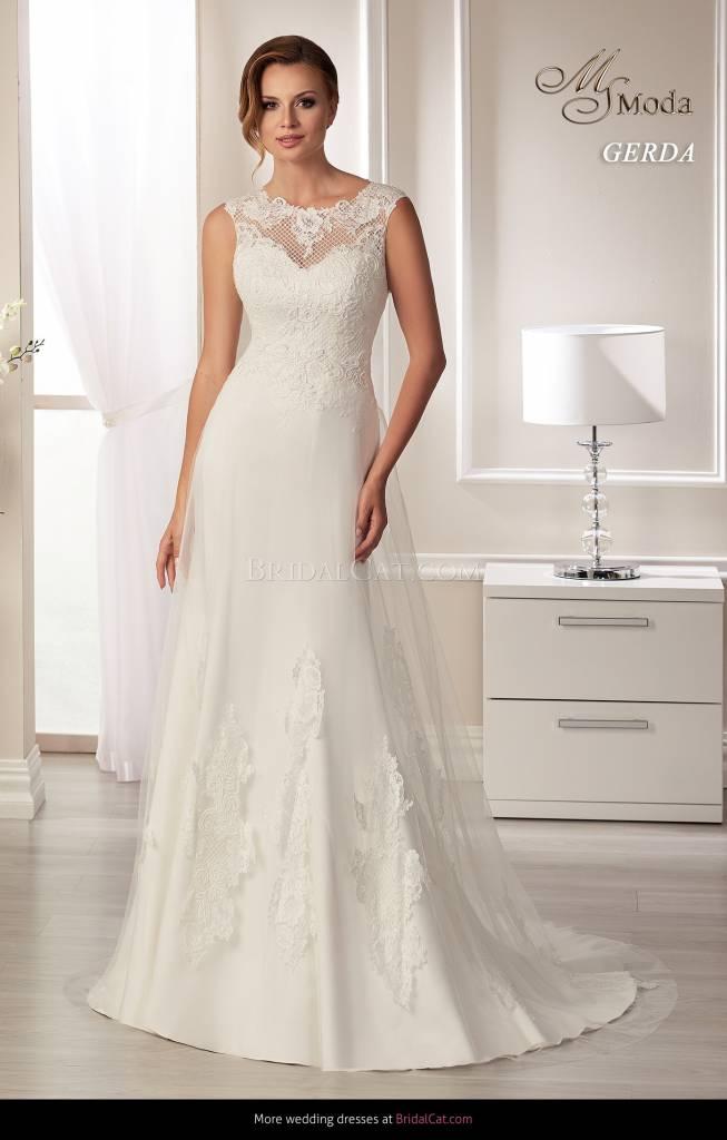 Svatební šaty - Gerda 2