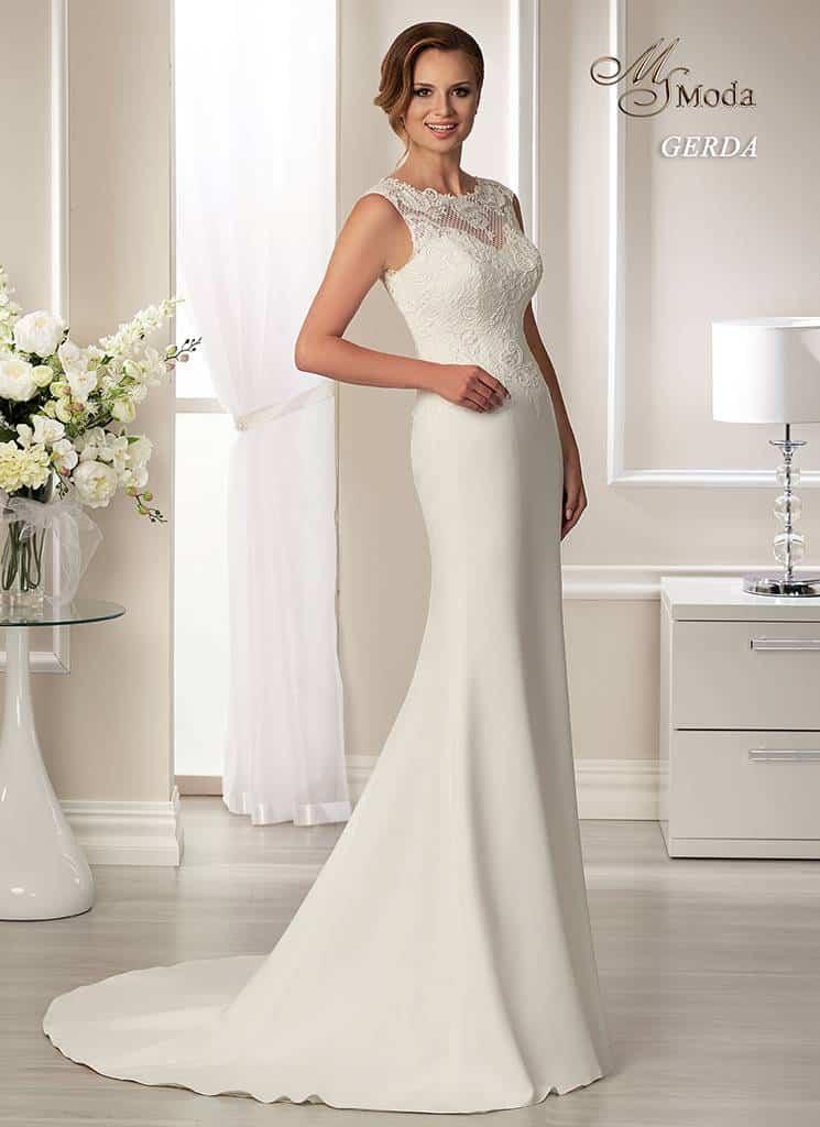 Svatební šaty - Gerda