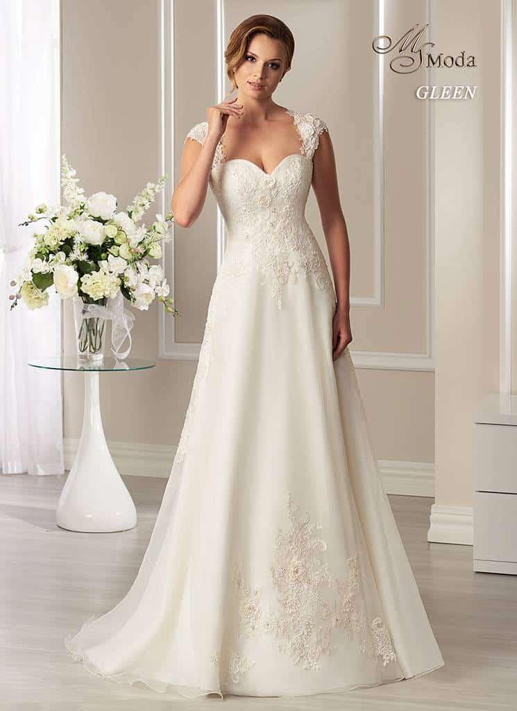 Svatební šaty - Gleen