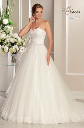 Svatební šaty - Greco