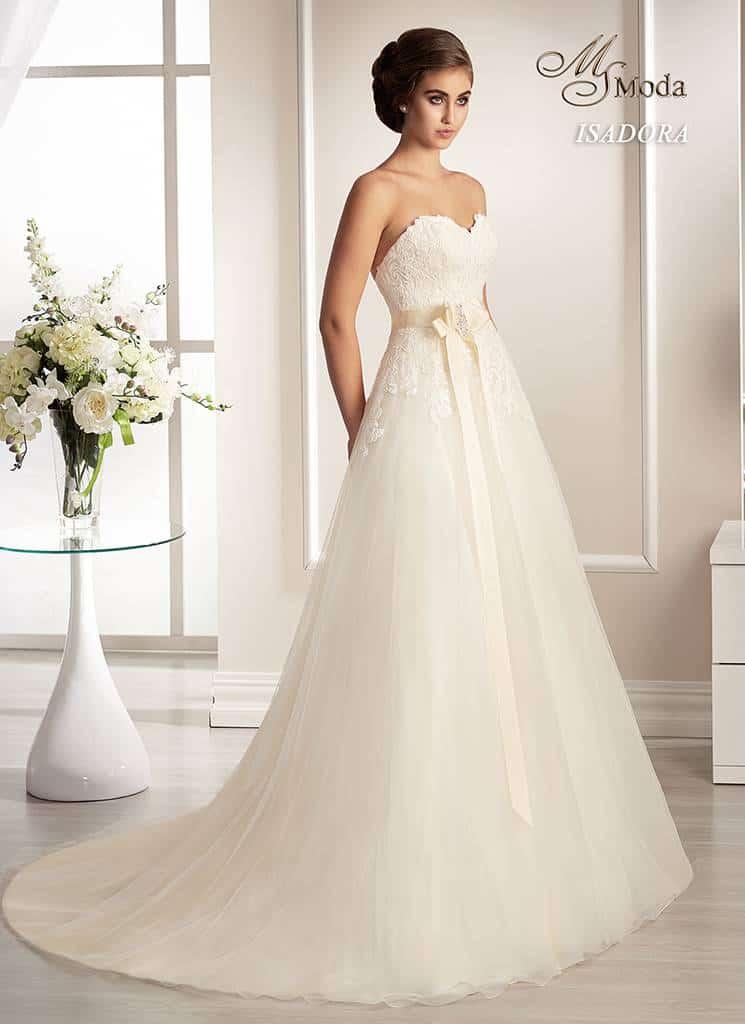 Svatební šaty - Isadora
