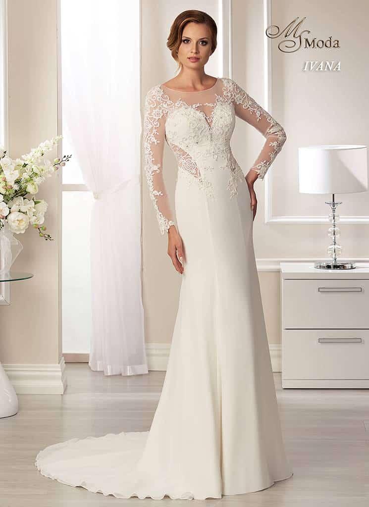 Svatební šaty - Ivana