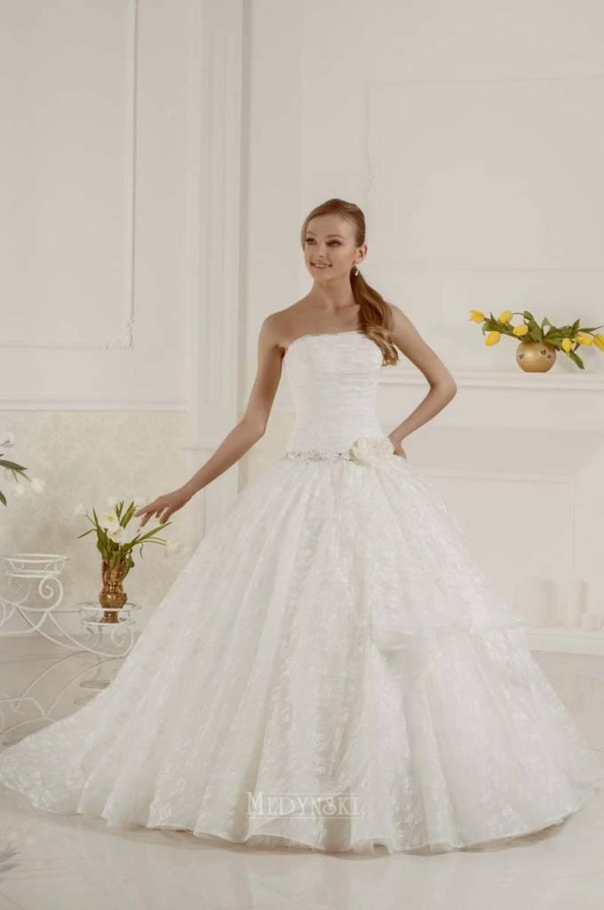 Svatební šaty - Jennifer 01