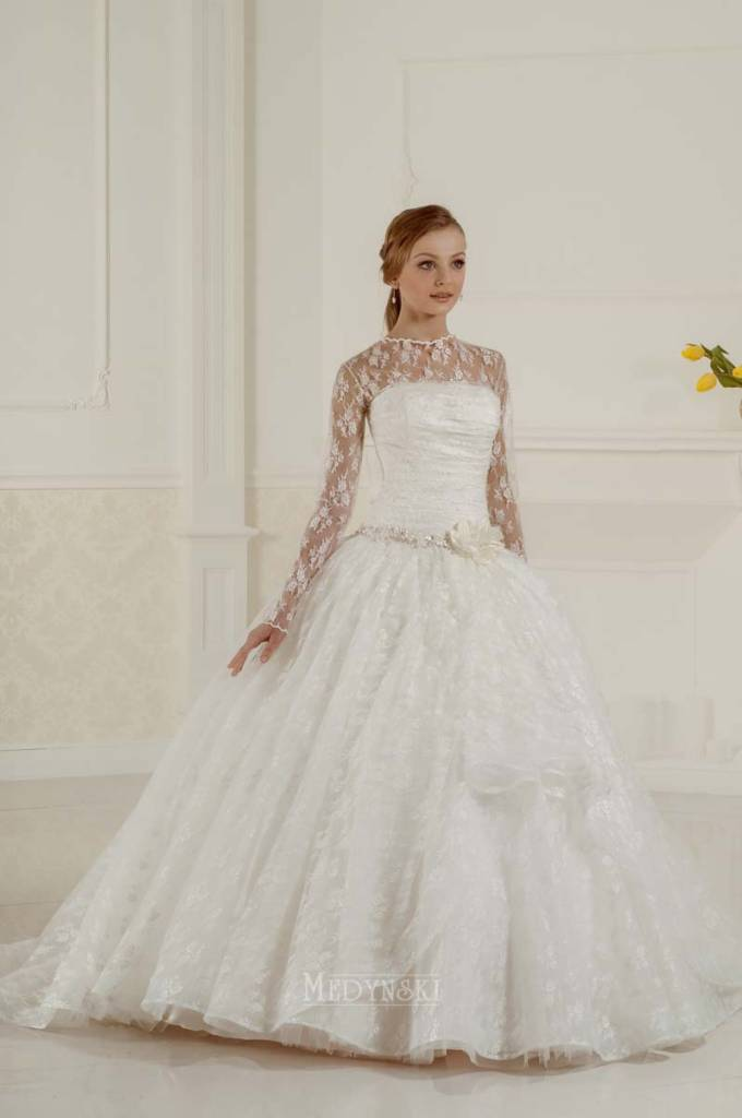 Svatební šaty - Jennifer 01 Extra