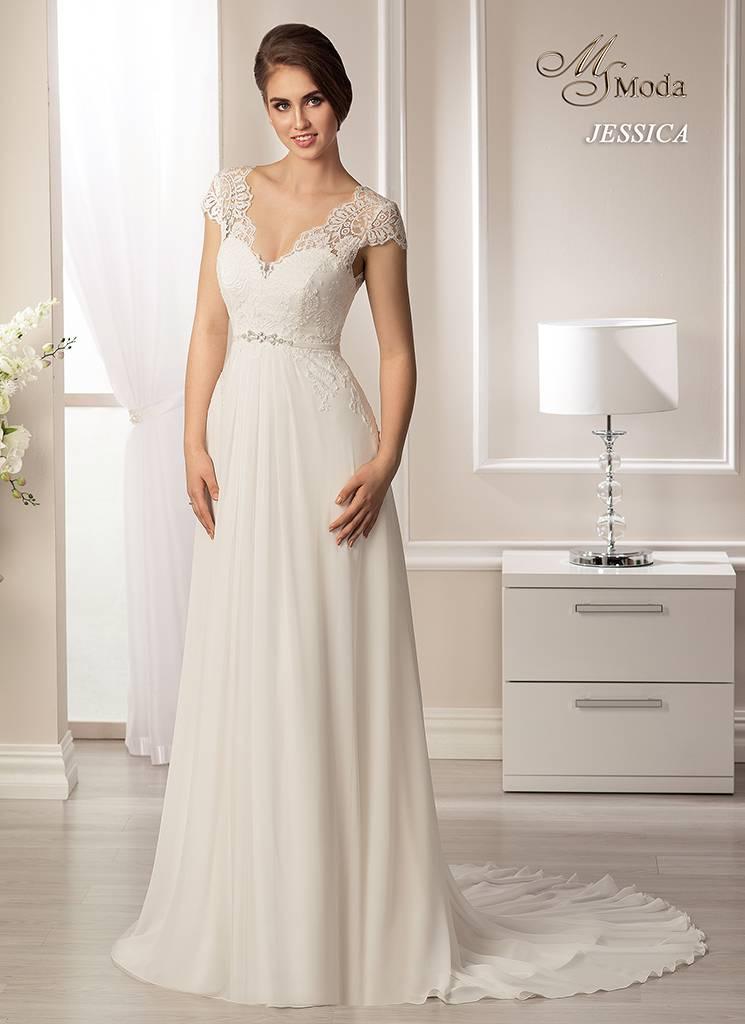 Svatební šaty - Jessica