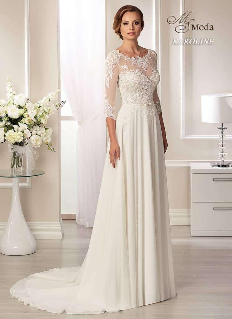 Svatební šaty - Karoline