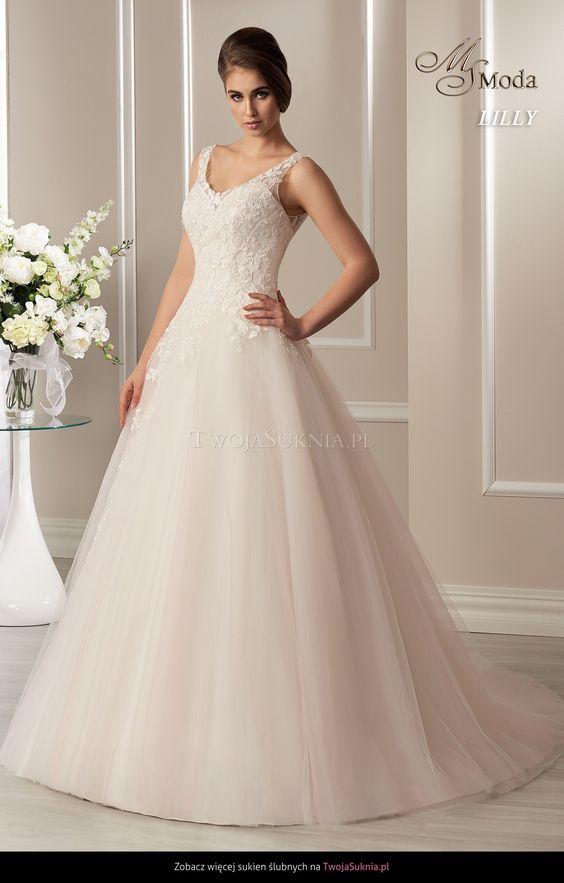 Svatební šaty - Lilly