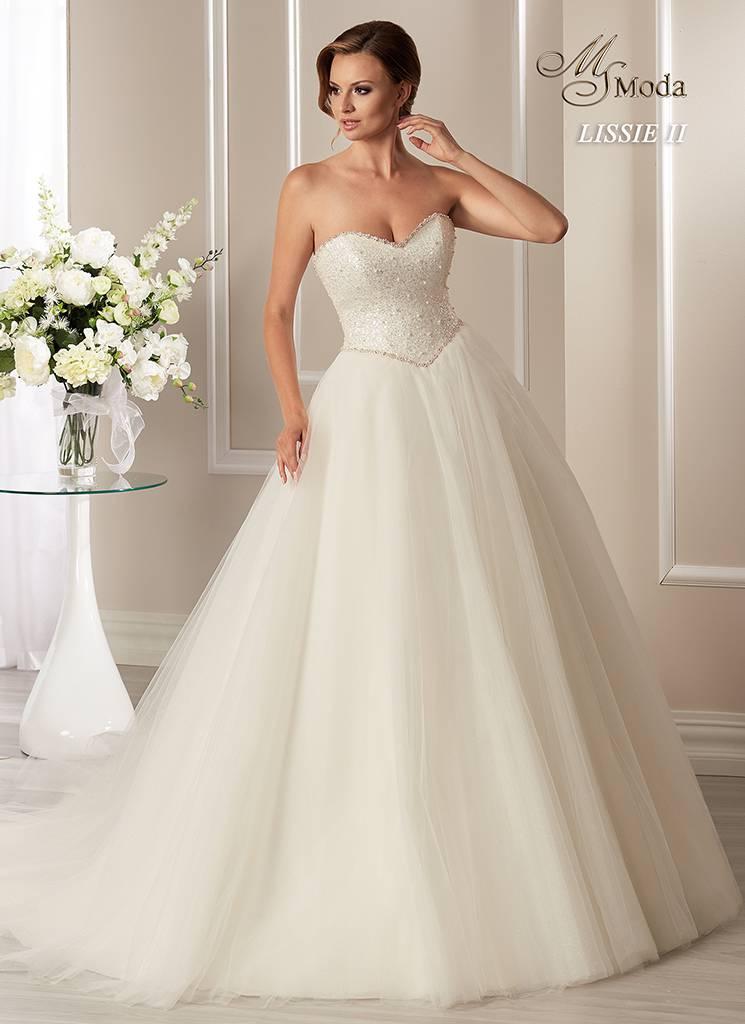 Svatební šaty - Lissie II
