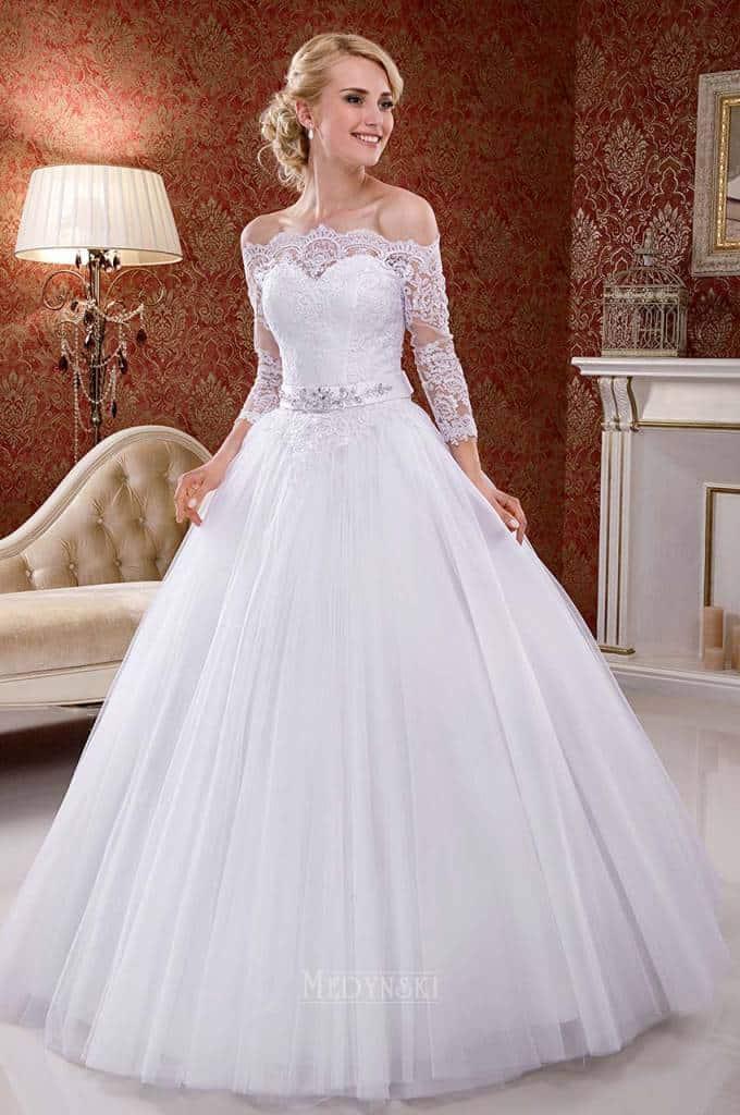 Svatební šaty - Louisa 5