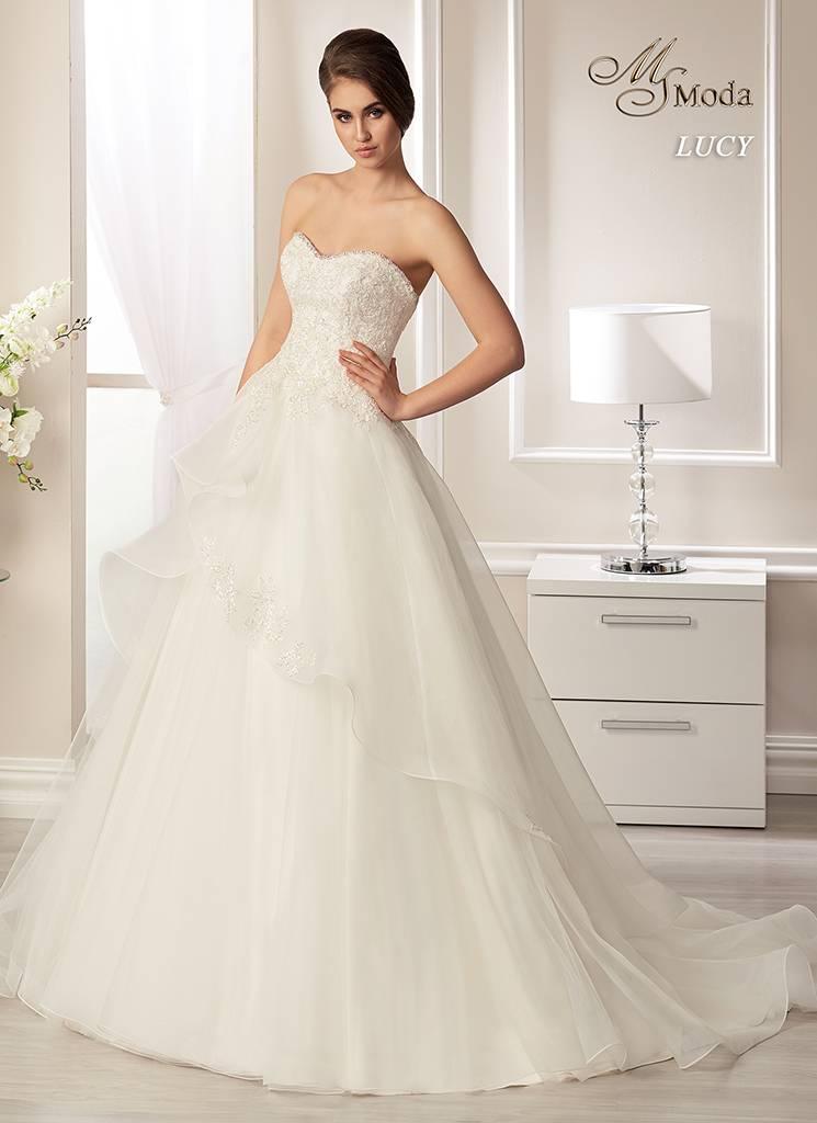 Svatební šaty - Lucy