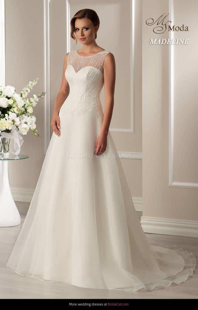 Svatební šaty - Madeline