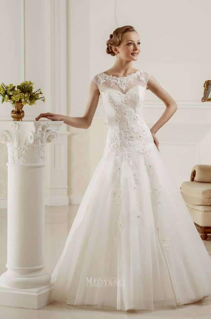 Svatební šaty - Merlin 01