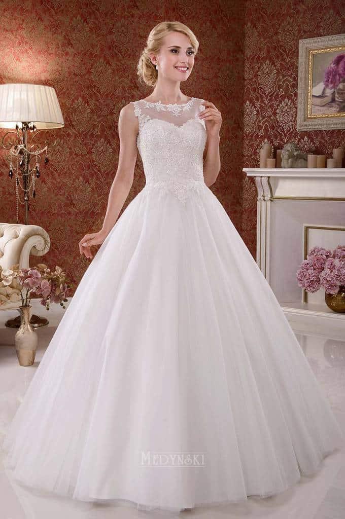 Svatební šaty - Merlin 3