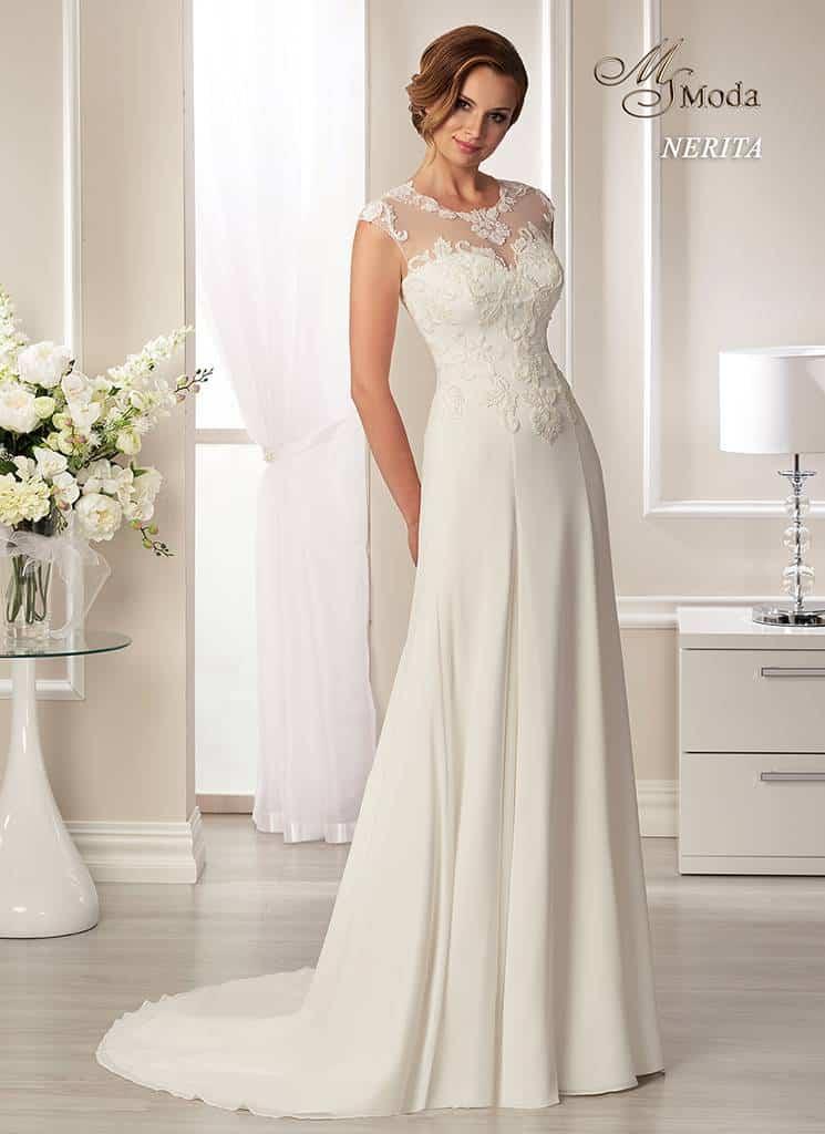 Svatební šaty - Nerita