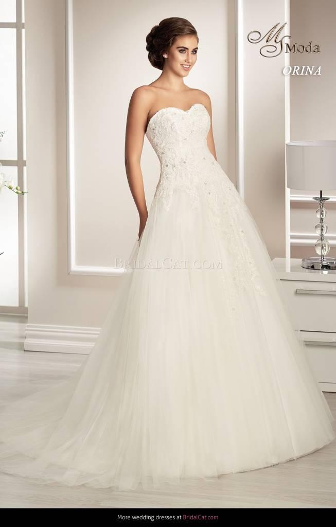 Svatební šaty - Orina