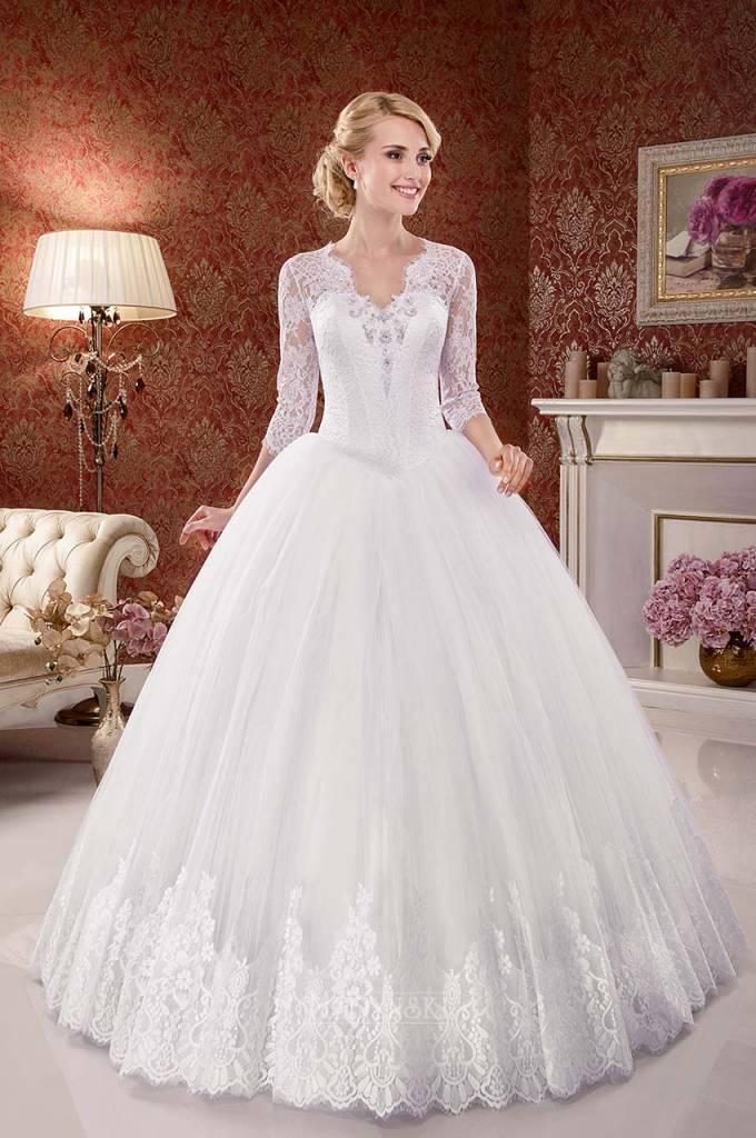 Svatební šaty - Paula