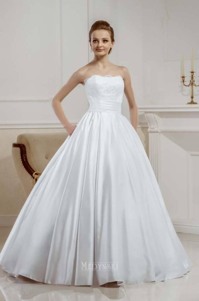 Svatební šaty - Rachel 01