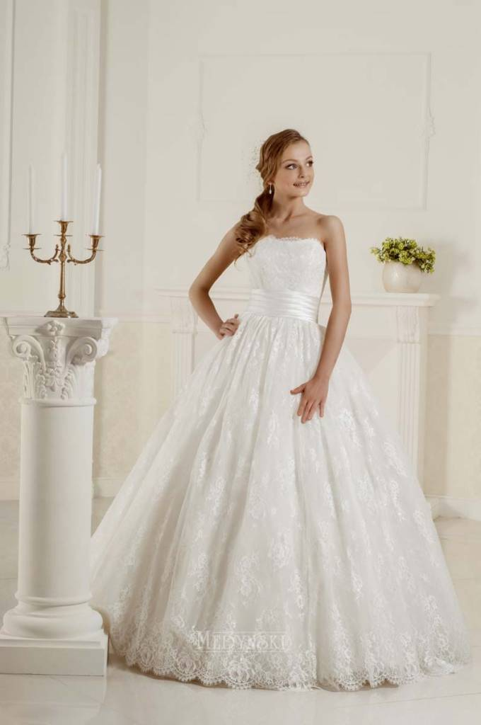 Svatební šaty - Rachel 02