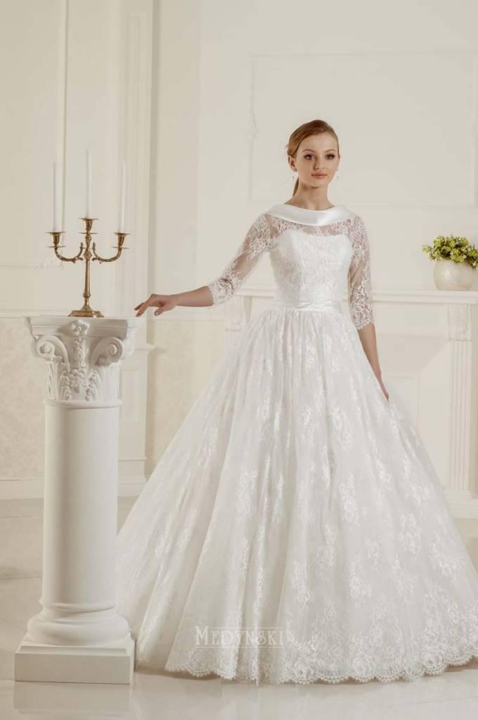 Svatební šaty - Rachel 02 Extra