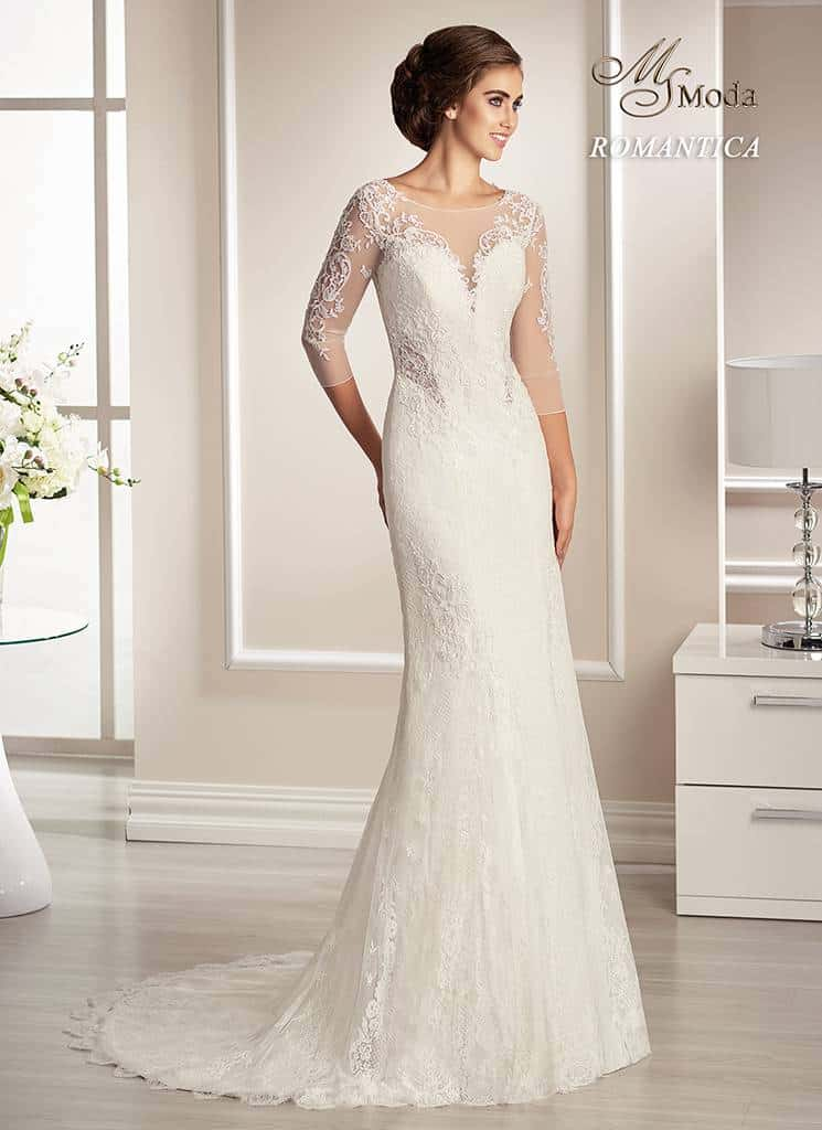 Svatební šaty - Romantica