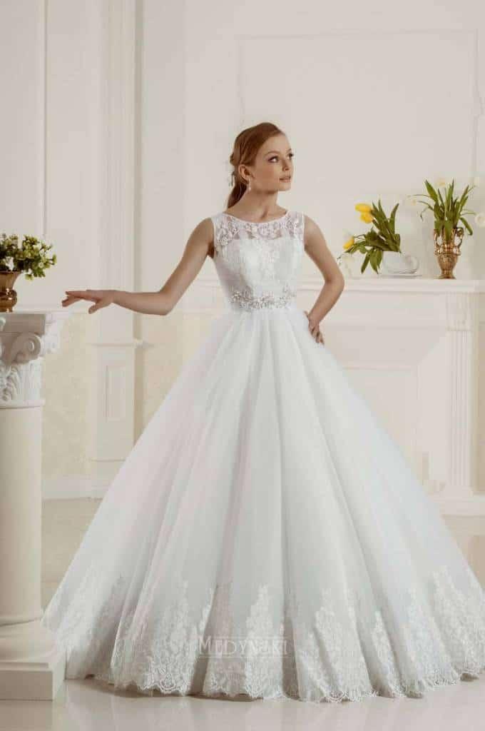 Svatební šaty - Samanta