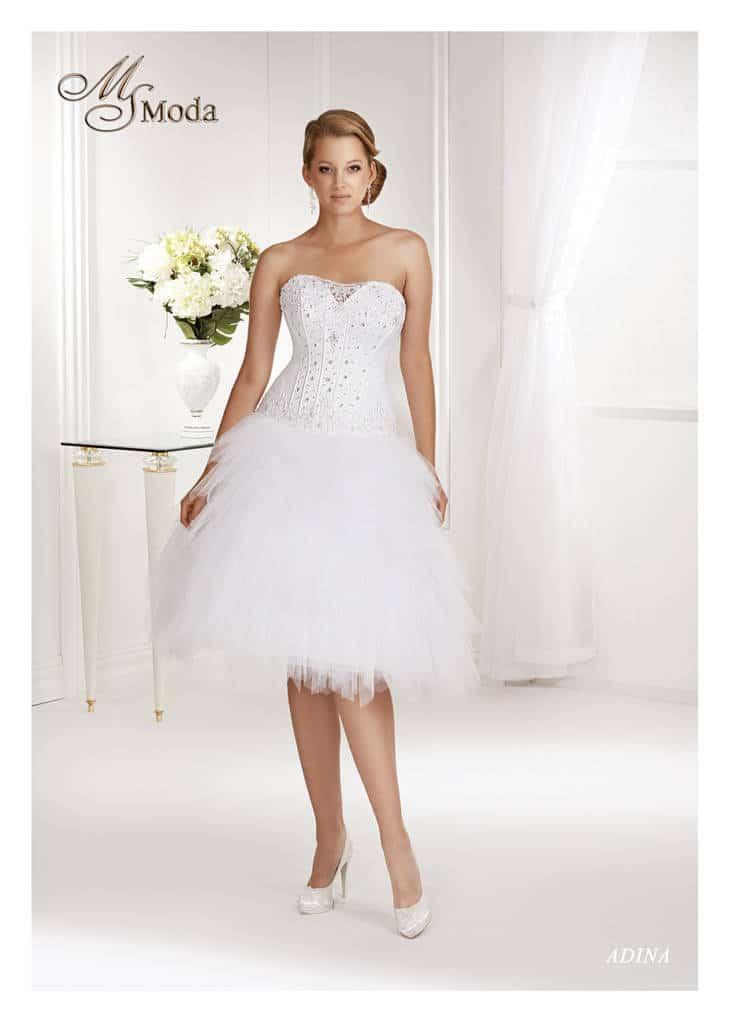 Svatební šaty - Adina