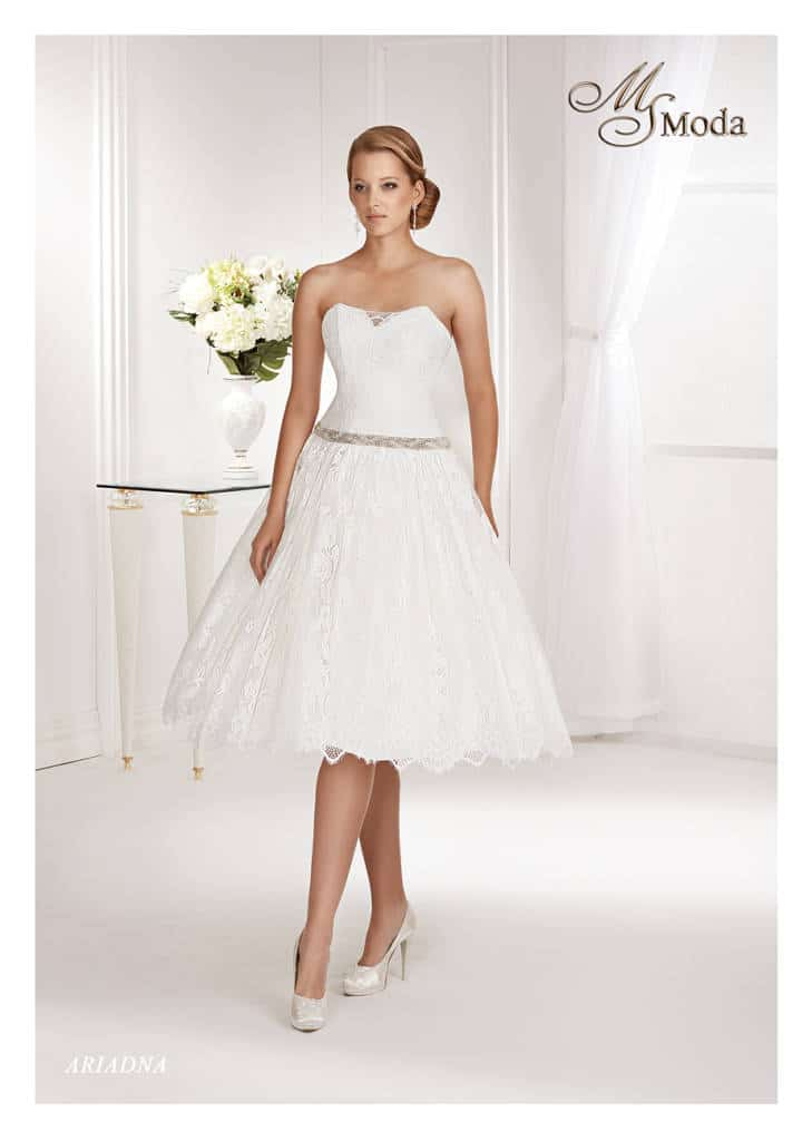 Svatební šaty - Adriana