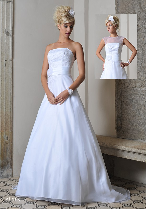 Svatební šaty - Aliene
