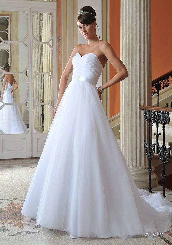 Svatební šaty - Arielle