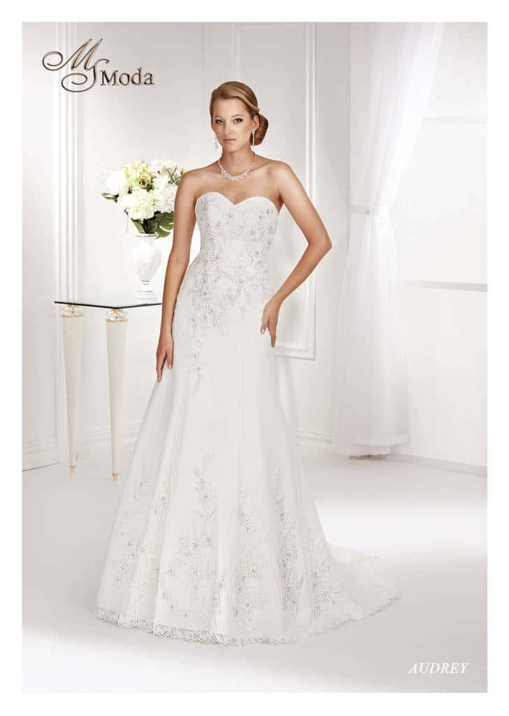 Svatební šaty - Audrey