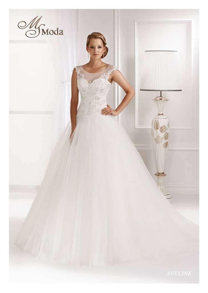 Svatební šaty - Aveline