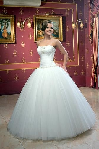 Svatební šaty - Briana