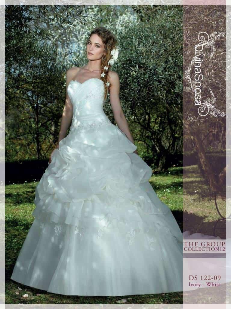 Svatební šaty - Divina Sposa 122-09