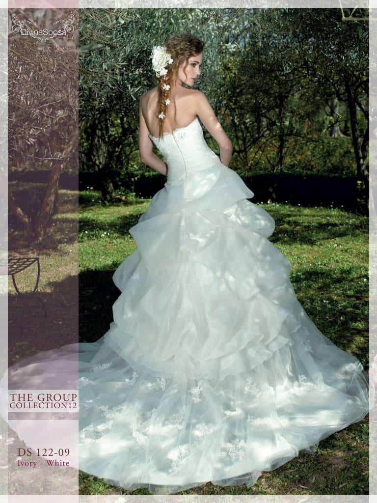 Svatební šaty - Divina Sposa 122-09b